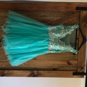 Used prom or homecoming dress